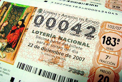 Qué debes (y no) hacer si te toca la lotería